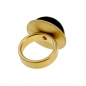 Preview: Fingerring Holz 625-WE-Variante