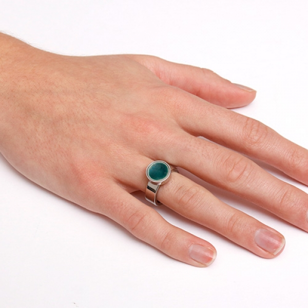 Fingerring Uni 340-28